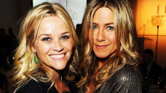 Apple Makes A Grab For The Peak TV Crown With A Jennifer Aniston-Reese Witherspoon Morning TV Drama