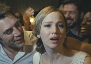 Jennifer Lawrence Was Totally Over Darren Aronofsky Talking About 'mother!'