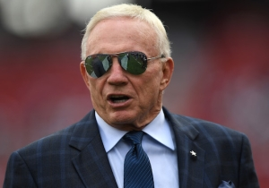 NFL Owners Have Reportedly Sent Jerry Jones A Cease-And-Desist Warning