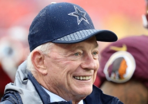 Jerry Jones Told Roger Goodell He'd Go After Him With 'Everything I Have'