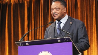 Rev. Jesse Jackson Reveals His Parkinson's Disease Diagnosis