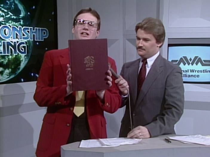 Jim Cornette Is Gone From The NWA Following An Offensive Joke On Commentary