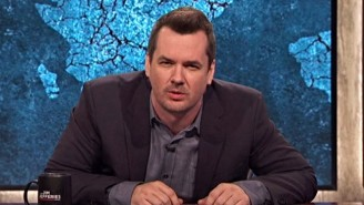 Jim Jefferies Agrees With Trump About The Sutherland Springs Shooting, But For A Very Different Reason