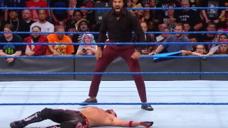 Jinder Mahal Will Defend His Title Against AJ Styles On Smackdown