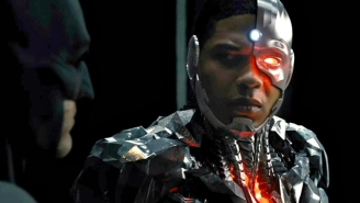 Who Is Cyborg, The Robotic Hero Of 'Justice League'?