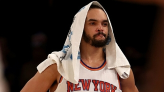 Joakim Noah Admits He'll 'Probably Not' Ever Be The Player He Once Was