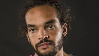 Joakim Noah Thinks There's A 'Different Vibe' With The Knicks This Year