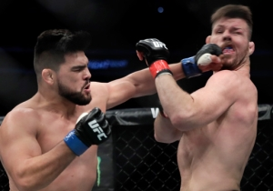 UFC Fight Night, Bisping Vs. Gastelum: Cheers And Jeers From Shanghai