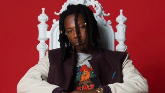 Joey Badass Says He Wishes He'd Never Said 'F*ck Donald Trump' On His Album