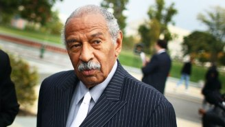 Rep. John Conyers Steps Down As Ranking Member Of The House Judiciary Committee Amid Sexual Harassment Allegations