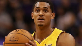 Jordan Clarkson's Pregame Routine Looks Like Every Teenager's Perfect Saturday