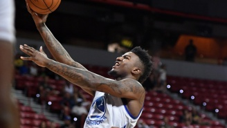 Jordan Bell Sounded Off On His Decision To Troll The Bulls Over Their Draft Day Trade