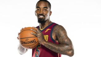 J.R. Smith Is Now Selling Arthur's Fist Hats As The Cavs Go Meme Crazy