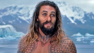 'Aquaman's Jason Momoa Confirms A Fan Theory About 'Man Of Steel'