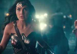 Seven Clips From 'Justice League' Unite The Seven