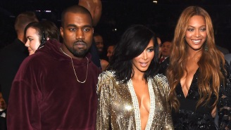 Kanye Reportedly Goes 'Nuts' Over Beyonce Treating Kim Kardashian Like She's Inferior
