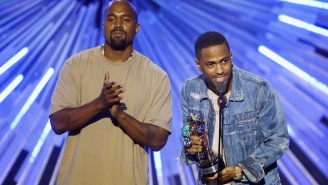 Kanye West Is Producing '10 Beats A Day' For Every G.O.O.D Music Artist