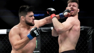 Michael Bisping Holds An Unfortunate UFC Record After His TKO Loss To Kelvin Gastelum