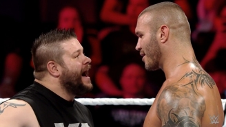 Kevin Owens And Randy Orton Are Trading Jabs On Twitter