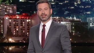 Jimmy Kimmel Found Humor In Matt Lauer And Garrison Keillor Being Fired Over Sexual Harassment
