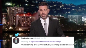Jimmy Kimmel Reads All The Kind Tweets He Received From Trump Fans Over His Support Of 'Trumpcare'