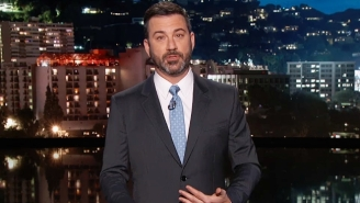 Jimmy Kimmel's Latest Healthcare Comment Takes A Clever Path To Show His Support For 'Trumpcare'