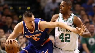 The Latest 'NBA 2K18' Roster Update Shows Love To Boston And Porzingis, But Drops Lonzo And Westbrook