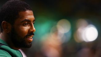 Kyrie Irving Credited The Movie 'Whiplash' For Helping Him Reach A Turning Point In His Career