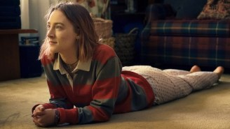 'Lady Bird' Just Made Rotten Tomatoes History