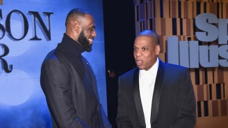 After LeBron James' 'King Of New York' Claims, Jay-Z Says He's The King Of Cleveland Now