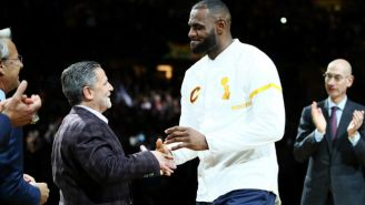 Dan Gilbert Said The Cavs Were 'Better Prepared' For LeBron To Leave Last Summer