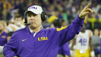 Les Miles Confirms He Will Be The Next Head Coach At Kansas