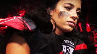 An Inside Look At What It Takes To Play In The Lingerie Football League