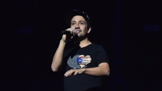 Lin-Manuel Miranda Is Returning To 'Hamilton' For The Show's Puerto Rico Run