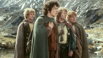 Amazon Is In Talks To Develop 'The Lord Of The Rings' Into A Streaming Series
