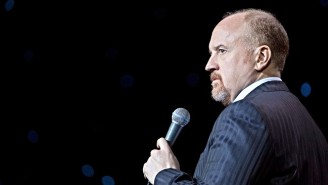 Louis C.K. Says He's Been To 'Hell And Back' And Lost $35 Million This Year