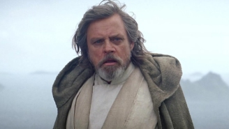 Mark Hamill Fills In The 'Return Of The Jedi' To 'Force Awakens' Gap With Luke's Tragic Backstory