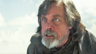 Mark Hamill Compares Luke Skywalker To A 'Jedi Junkie' Who Overdosed On The Force