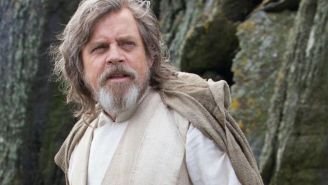 Rian Johnson Has Revealed The Luke Plot Twist You Won't See (Literally) In 'The Last Jedi'
