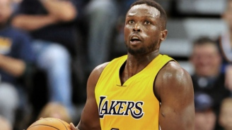 The Lakers And Luol Deng Will Finally Part Ways