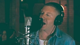 Macklemore Breathes New Life Into His Favorite Album Cuts With Electrifying Green Room Session Videos