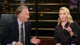 Bill Maher And Chelsea Handler Defend Al Franken From Comparisons To Roy Moore And Trump: 'He's Not A Predator'