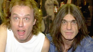 The Hard Rock World Mourns The Loss Of AC/DC Founder Malcolm Young At The Age Of 64