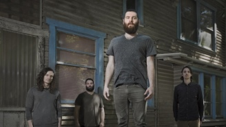 Watch Manchester Orchestra Turn In A Huge And Anthemic Performance Of 'The Gold' For 'Jimmy Kimmel'