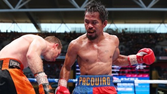 Manny Pacquiao Challenges Conor McGregor To A 'Real Boxing Match' In 2018