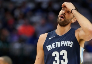 Marc Gasol Had 'Little-To-No Communication' With David Fizdale For 10 Months Before He Got Fired