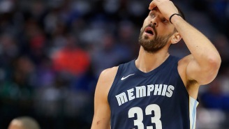 Would The Memphis Grizzlies Consider Trading Marc Gasol At The Deadline?