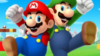 We May Be Getting An Animated 'Mario Bros.' Movie From The 'Minions' Studio