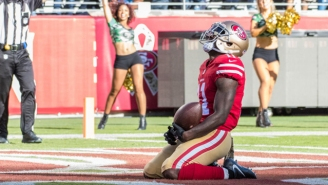 49ers Wide Receiver Marquise Goodwin Emotionally Reveals That He Played Just Hours After Losing His Baby