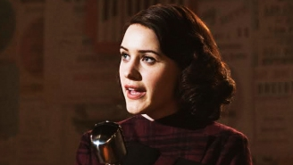 'The Marvelous Mrs. Maisel' Tries Breaking Down Comedy Barriers In A Fun New Amazon Series